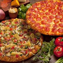 FansRave Round Table Pizza - Round table pizza lunch buffet price