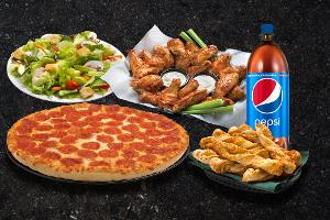 Sacramento K St Round Table Pizza Deals Delivery Pickup Online Ordering