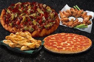 Lodi Kettleman Lane Round Table Pizza Deals Delivery Pickup Online Ordering