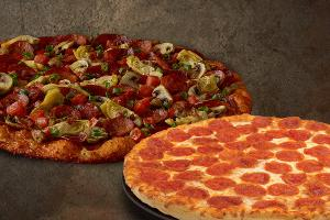 Canyon Country Soledad Canyon Rd Round Table Pizza Deals Pizza Delivery Pickup Online Ordering